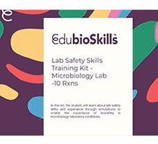 Lab Safety Skills Teaching Kit- Hospitals / Diagnostics Lab
