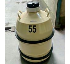 Liquid Nitrogen Container - 55 ltr.