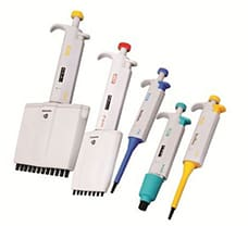 Pipette, Variable Volume, 5 to 50 uL