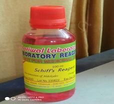 SCHIFF'S REAGENT-10 Bottles